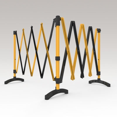 Flexi Expandable Barriers